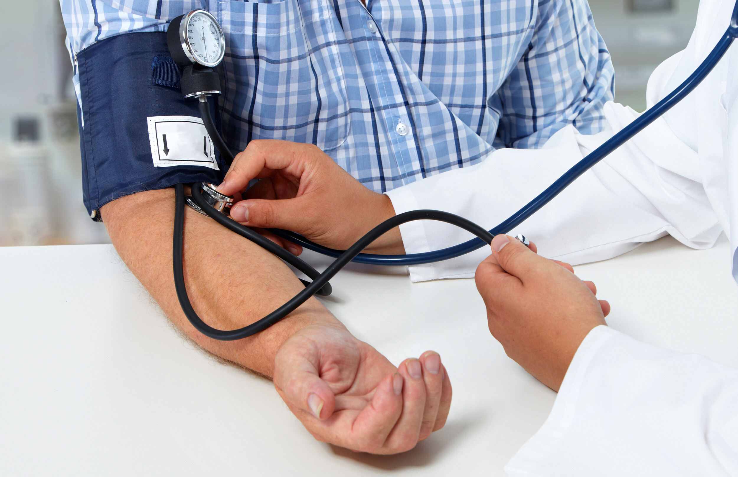 Number of people with high blood pressure has doubled globally, large study finds