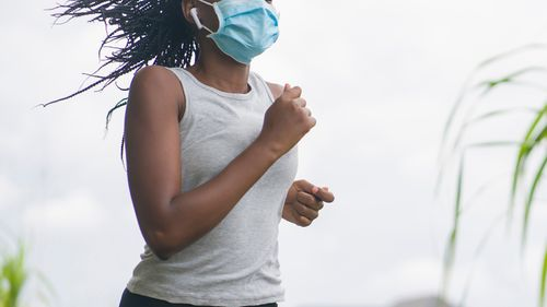 Image for CDC issues new outdoor mask guidance for fully vaccinated people