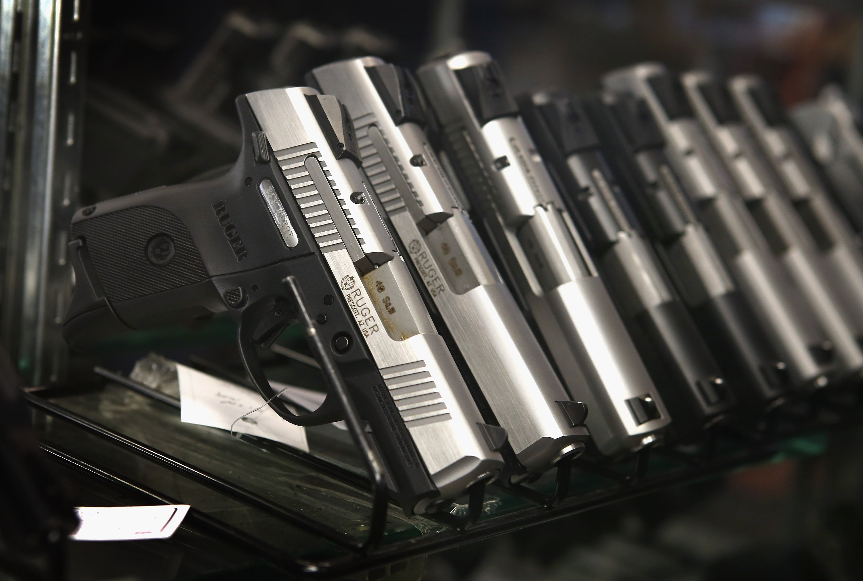Children in states with strict gun laws are less likely to die, according to a new study