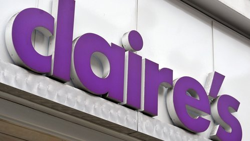 Image for Asbestos found in Claire's cosmetics, FDA says