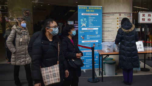 Image for 'There's no doubt': Top US infectious disease doctor says Wuhan coronavirus can spread even when people have no symptoms