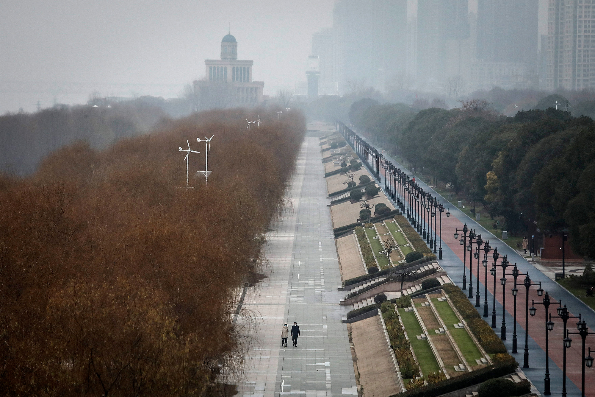 US State Department charter flight to depart China amid coronavirus outbreak