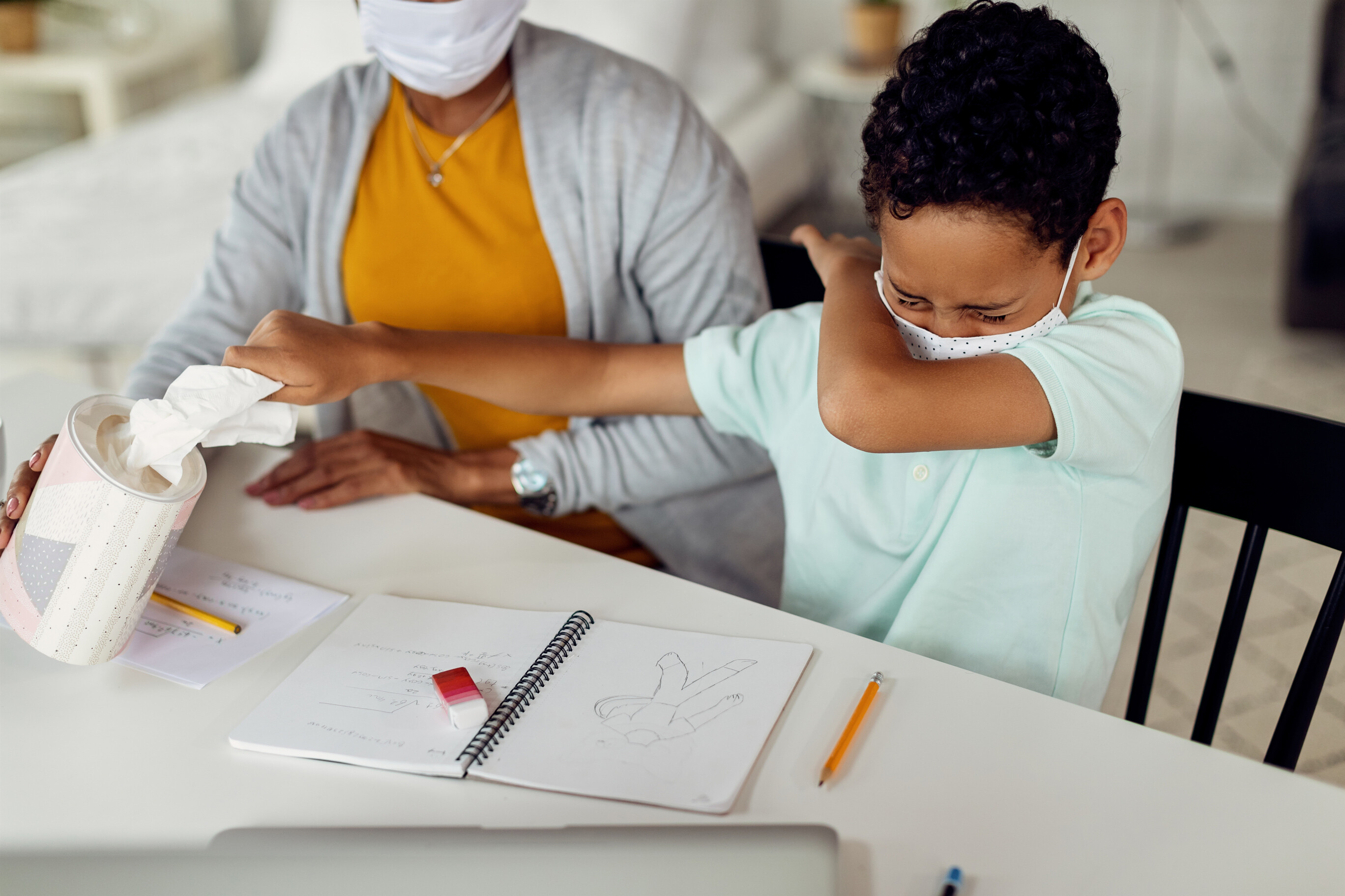 Covid-19 or the common cold? How to tell if your child contracted Covid-19 as school starts