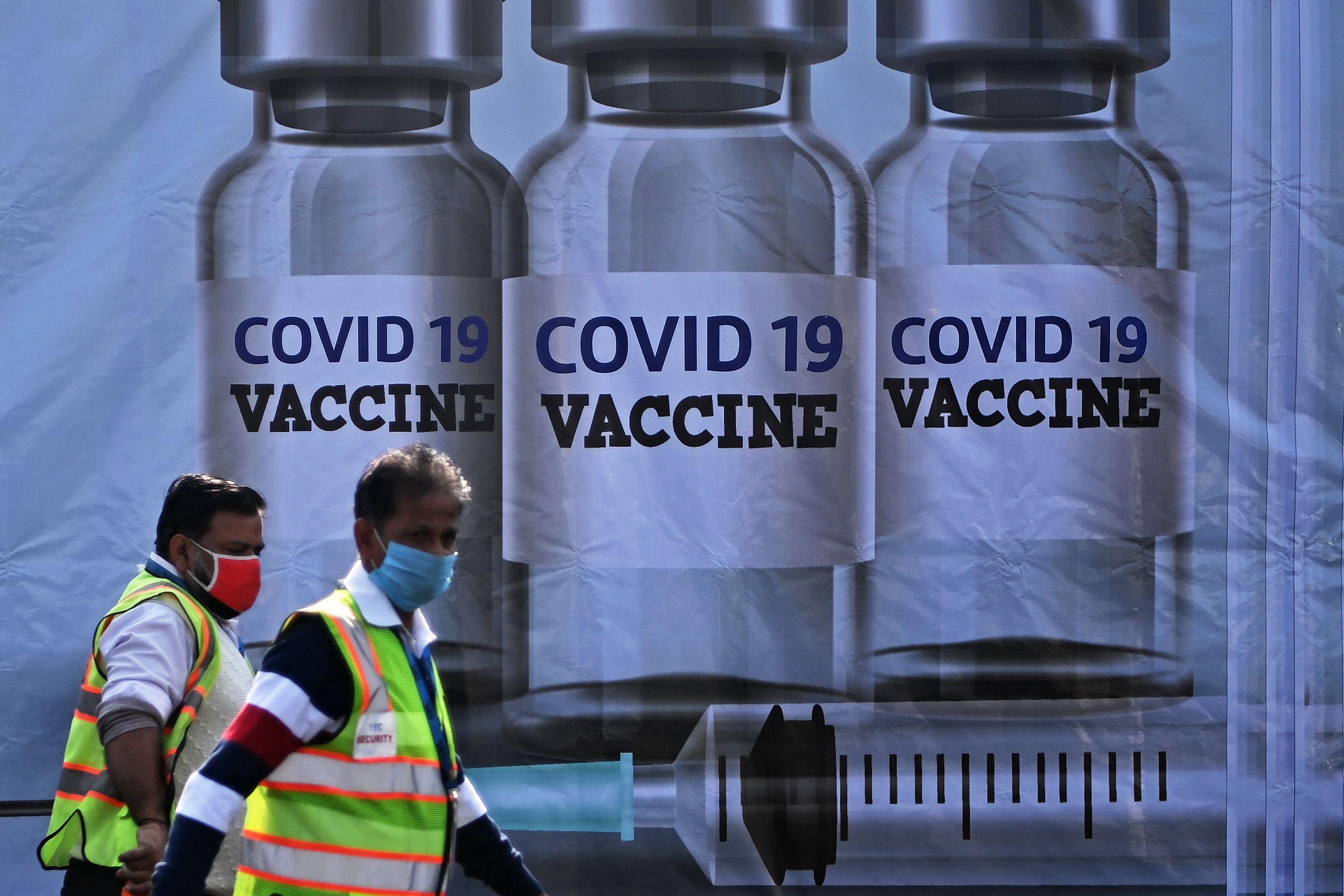Here's how some of the leading coronavirus vaccines work