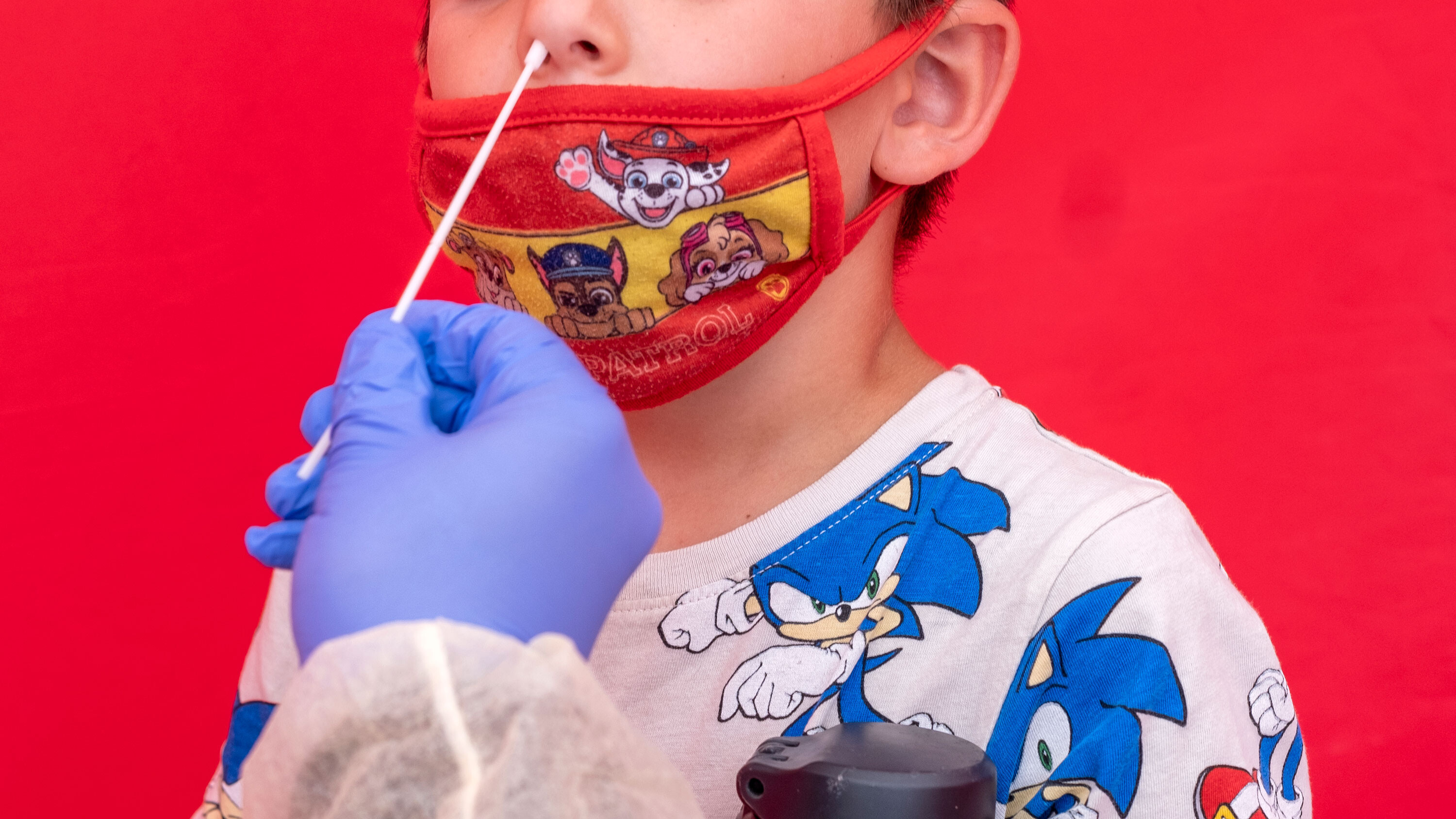 US Covid-19 cases among children are surging. Experts warn it may get worse