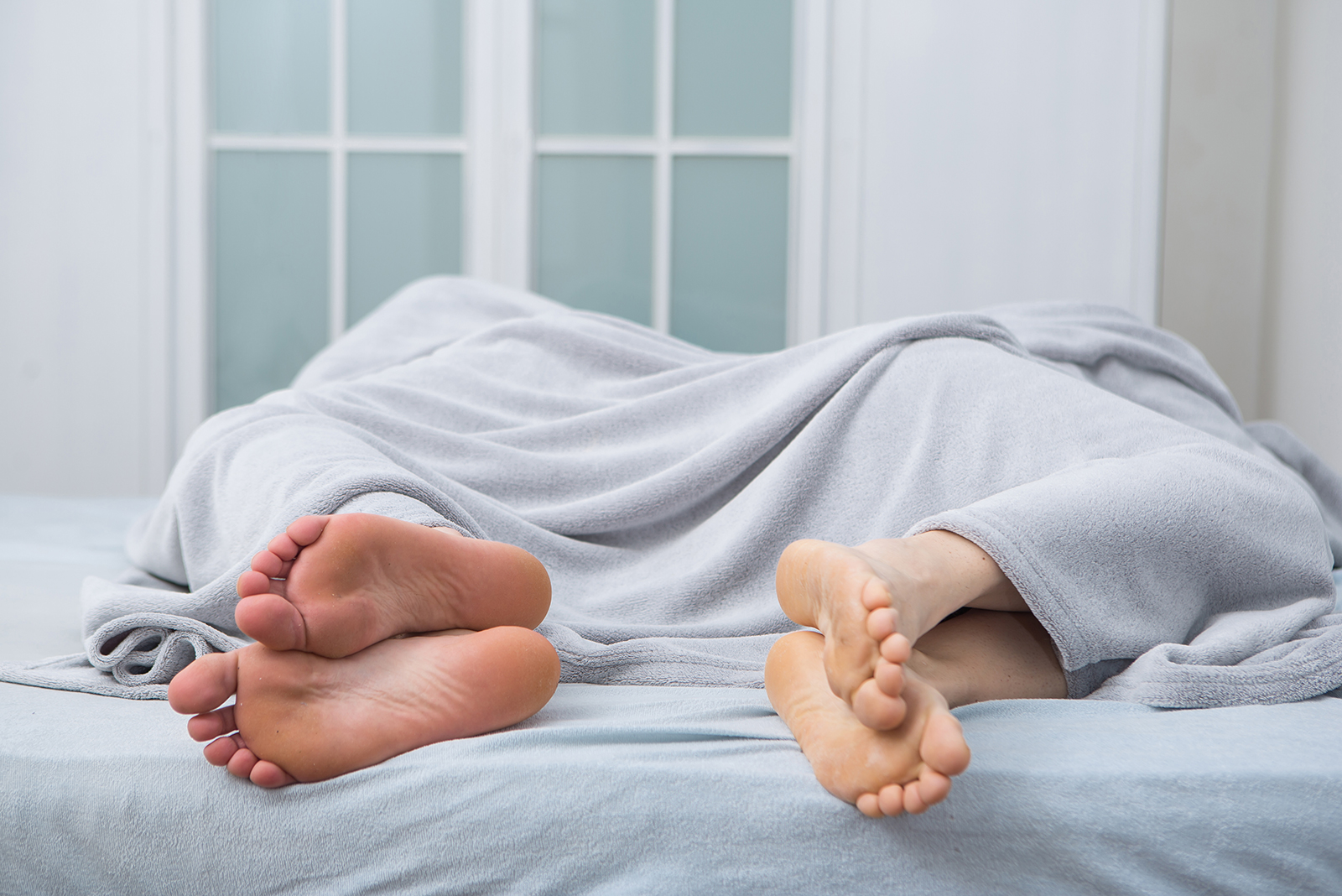 Couples struggle with sleep problems in the Covid-19 pandemic