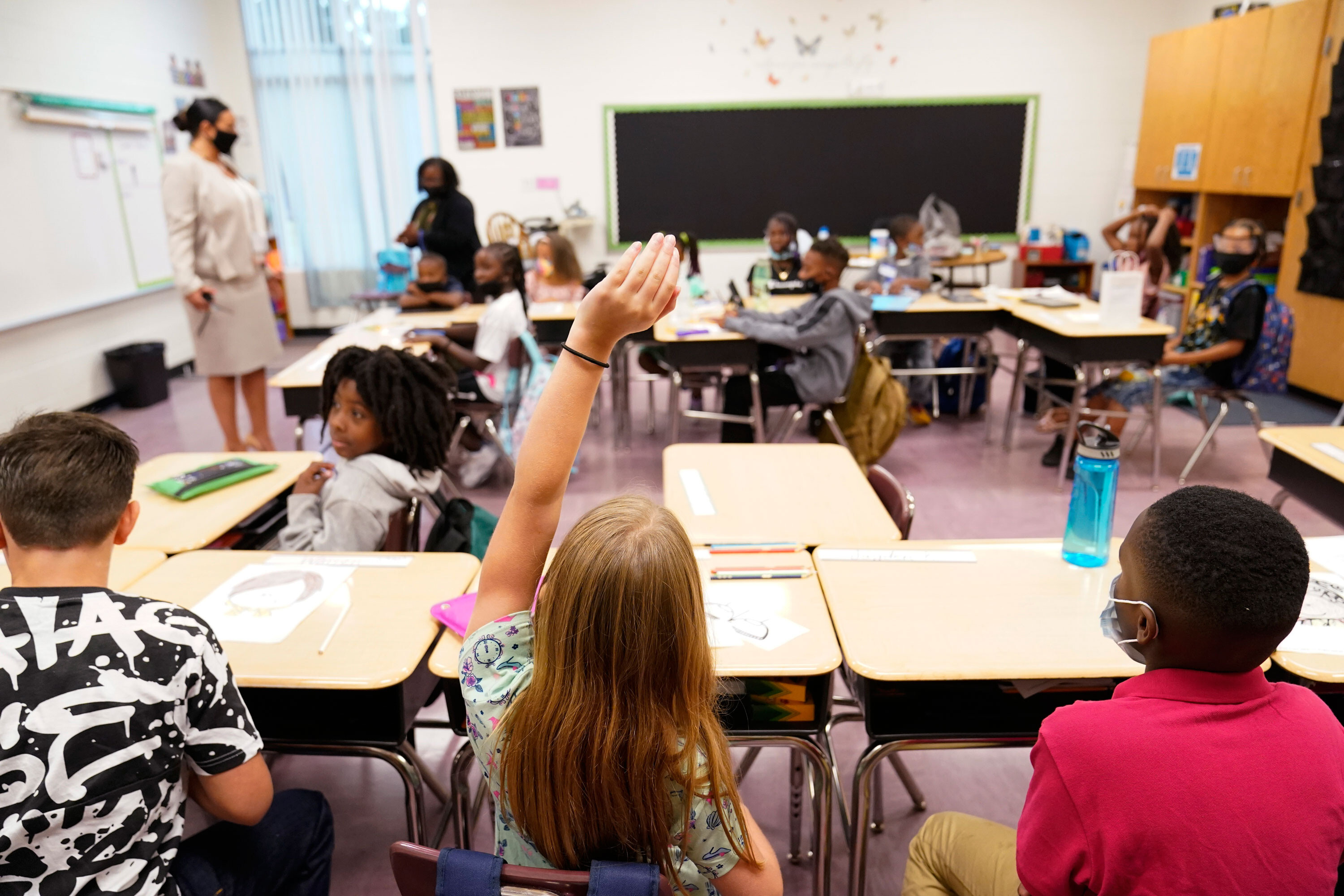 School openings so far reveal science is right — masking works