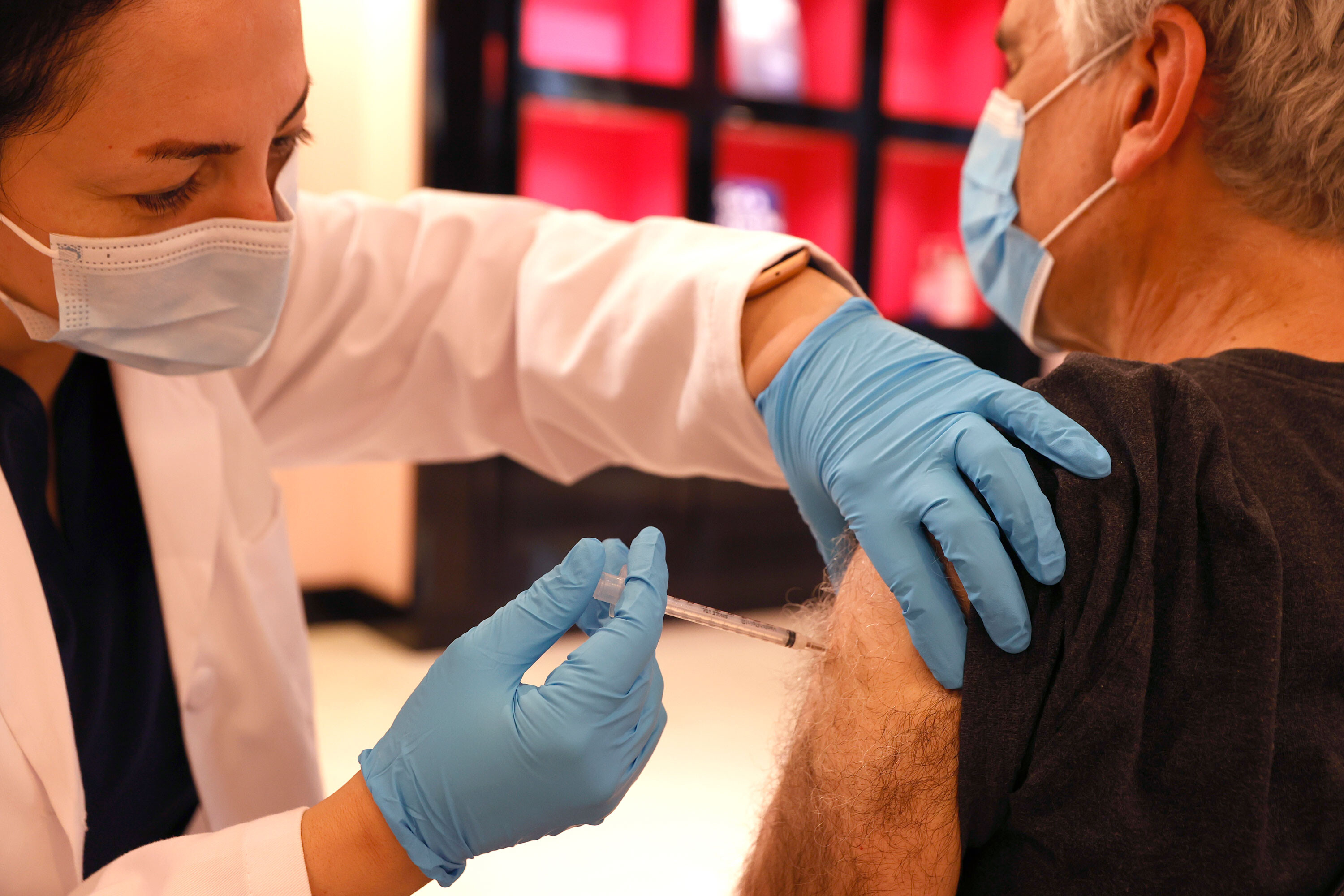 Immunocompromised may need a fourth Covid-19 shot, CDC says