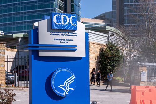 Image for CDC updates, again, guidelines on testing people without coronavirus symptoms