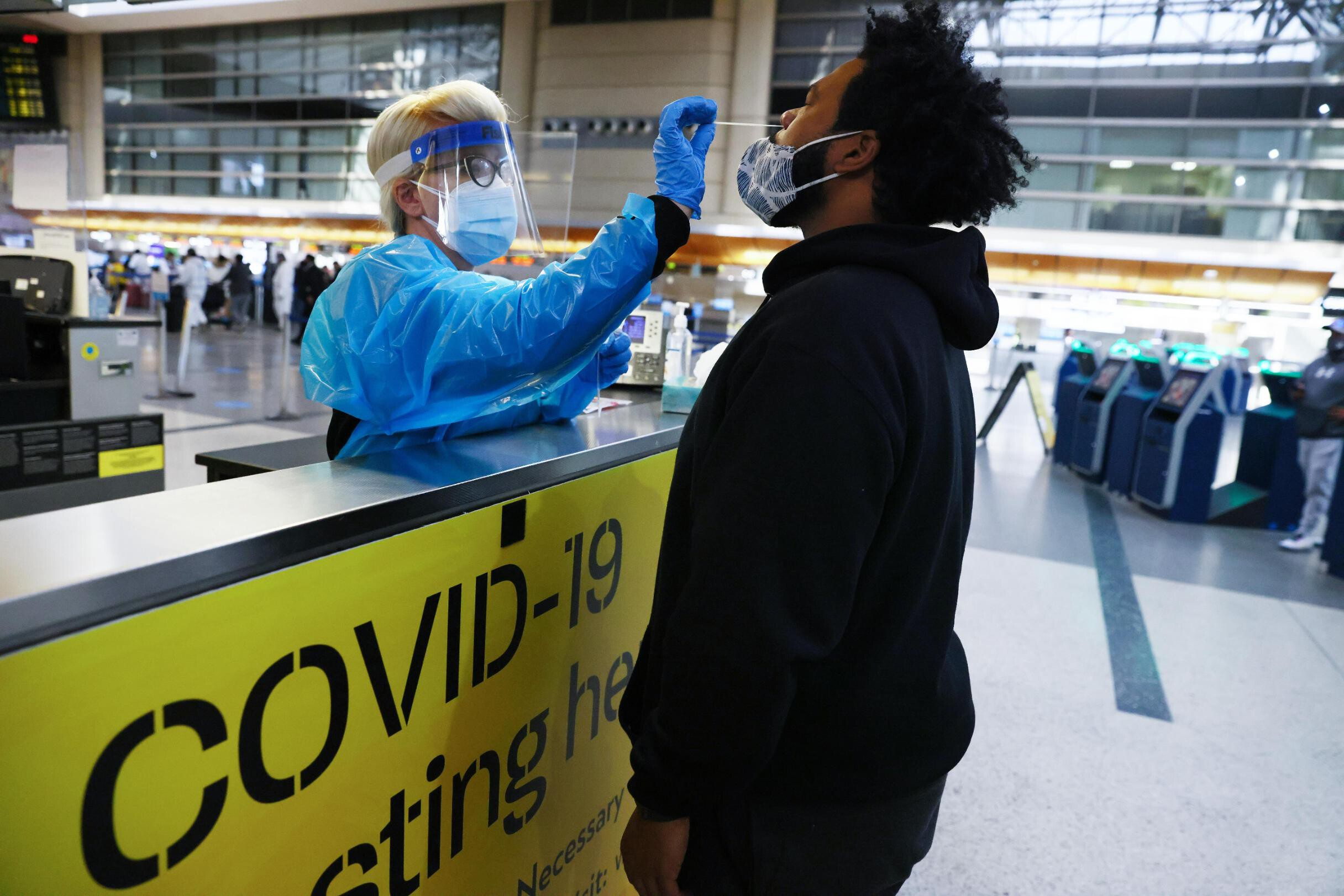 With Delta variant spreading, experts split on whether to test vaccinated people for Covid-19