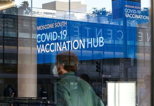 Image for Nearly a third of US adults are undecided about the Covid-19 vaccine. Some say friends and family could sway them