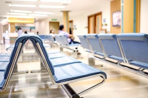 Image for ER visits for non-Covid emergencies have dropped 42% during the pandemic, CDC says