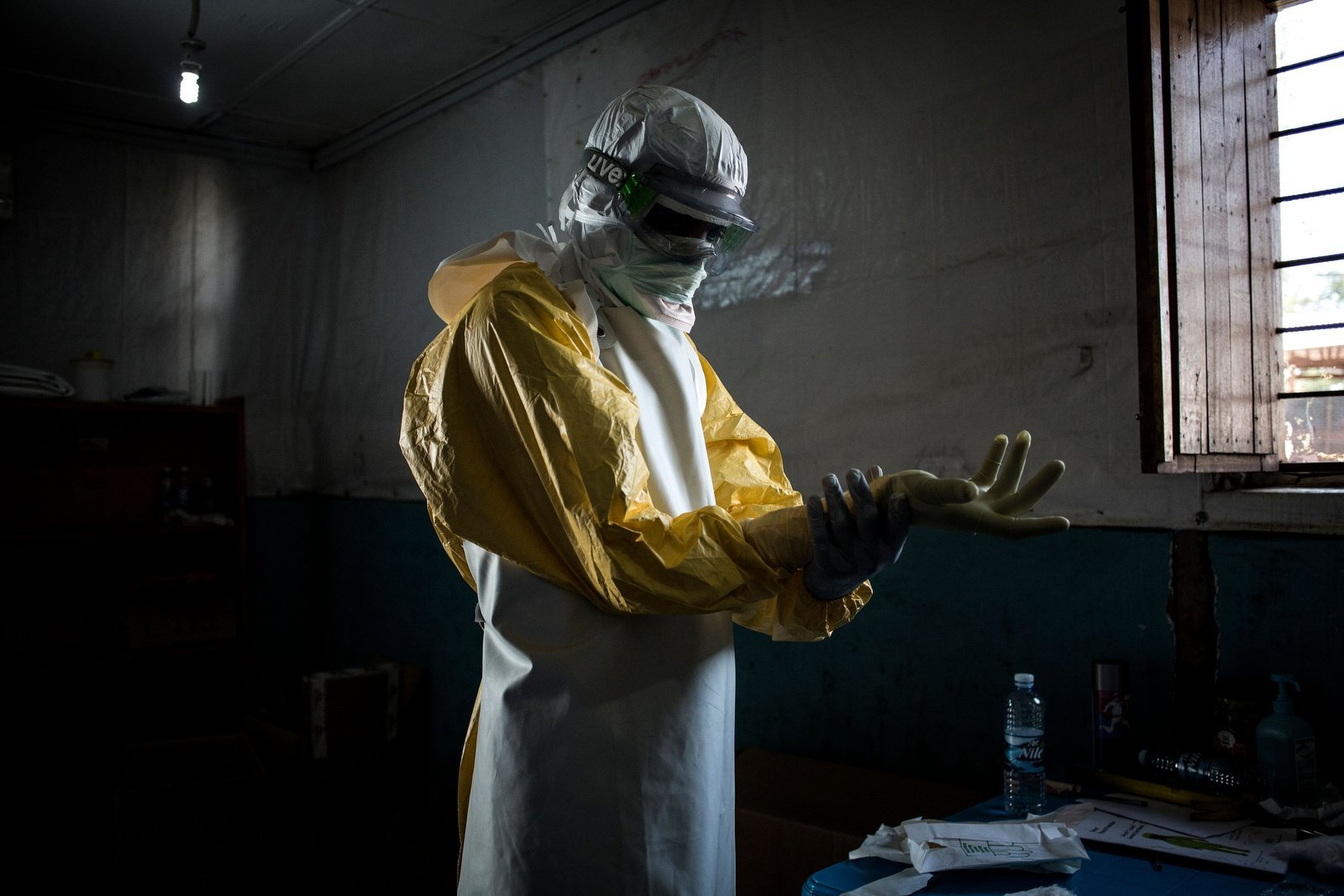 Mother dies of Ebola in Congo's South Kivu province, baby under care