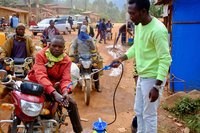 Ebola: DR Congo confirms first case in city of Goma on border with Rwanda