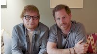Ed Sheeran and Prince Harry unite in video for World Mental Health Day