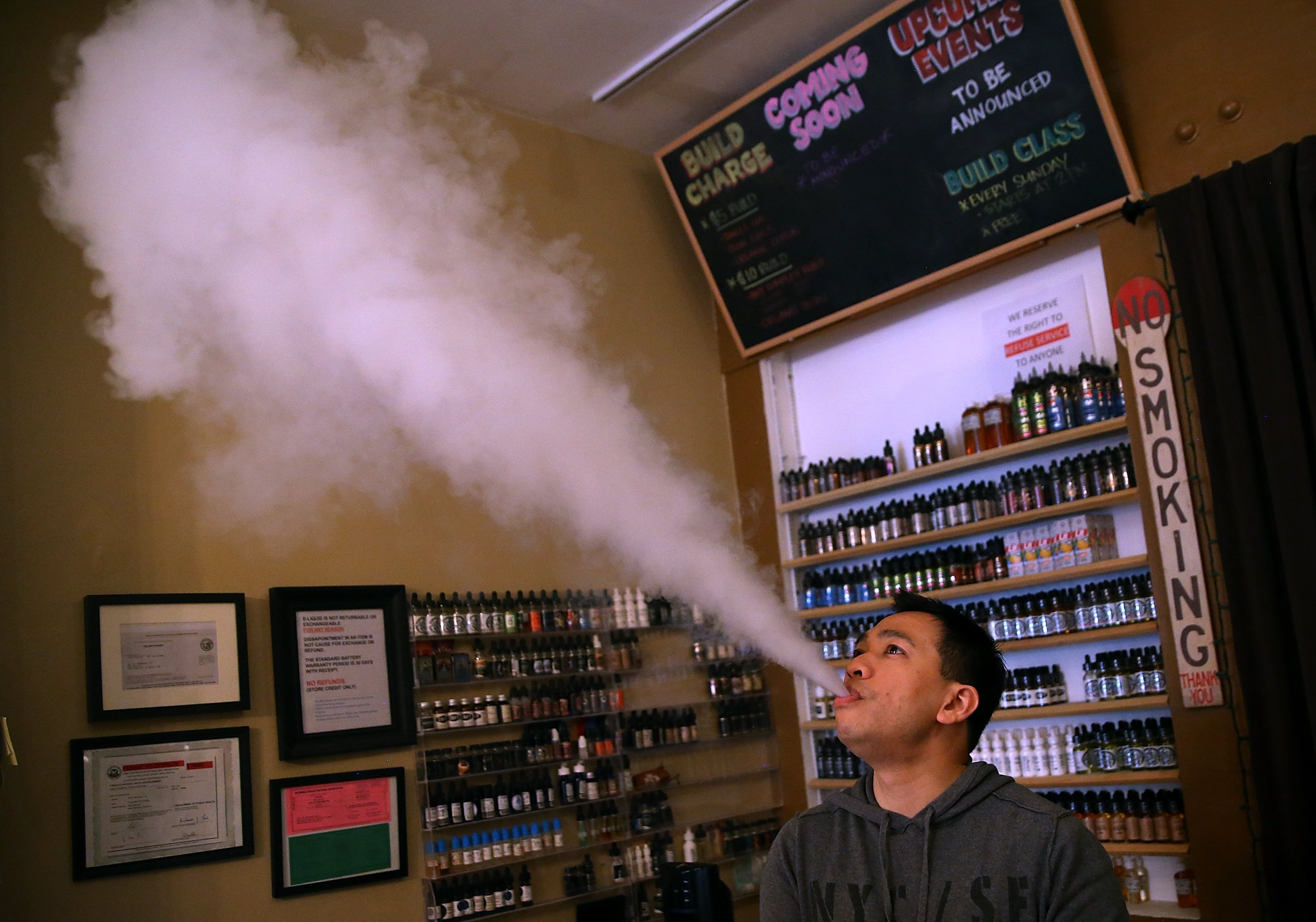 San Francisco's e-cigarette sales ban is an unprecedented health experiment