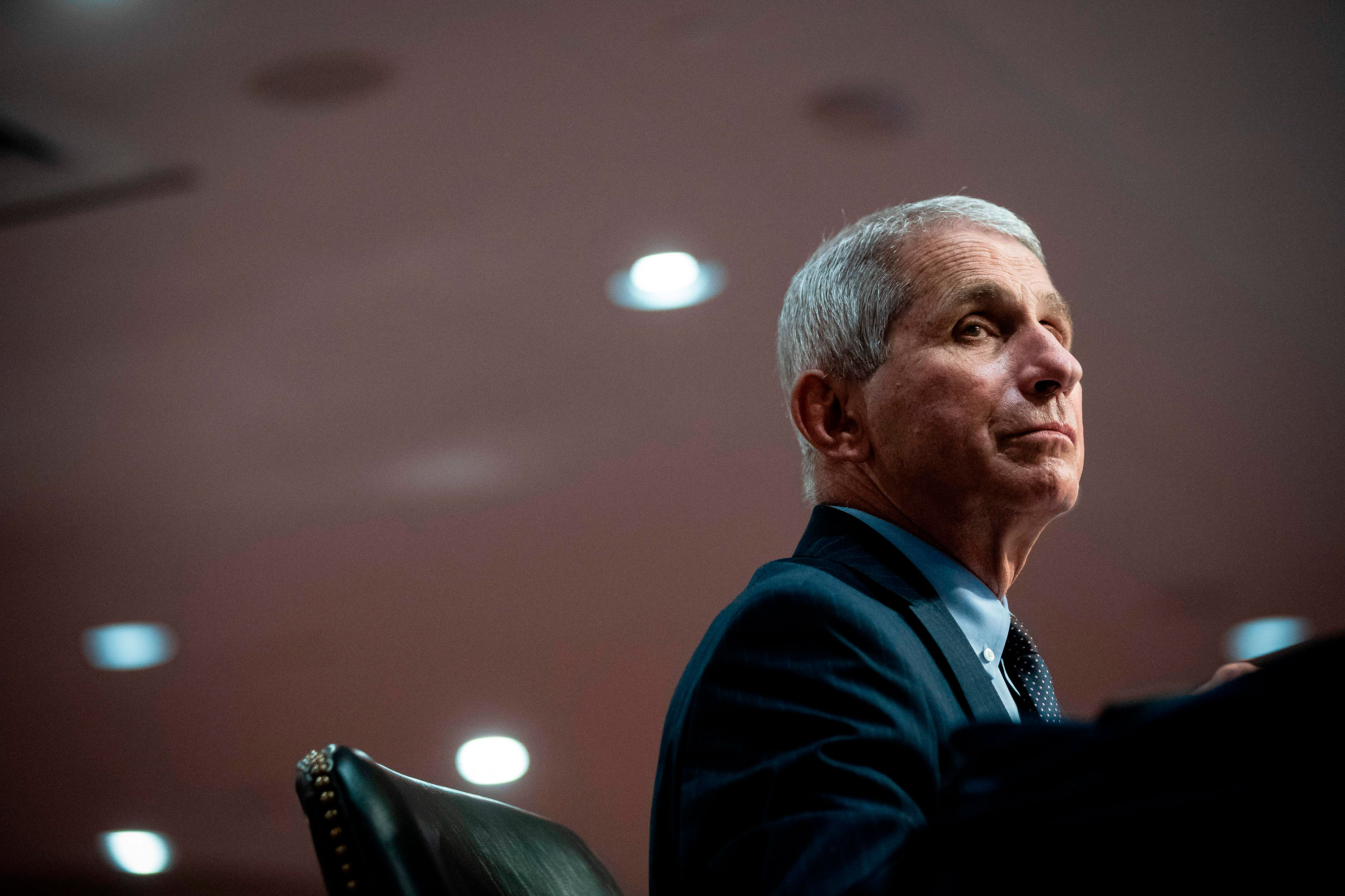 A 'building distrust' in public health agencies is 'the elephant in the room,' Fauci says