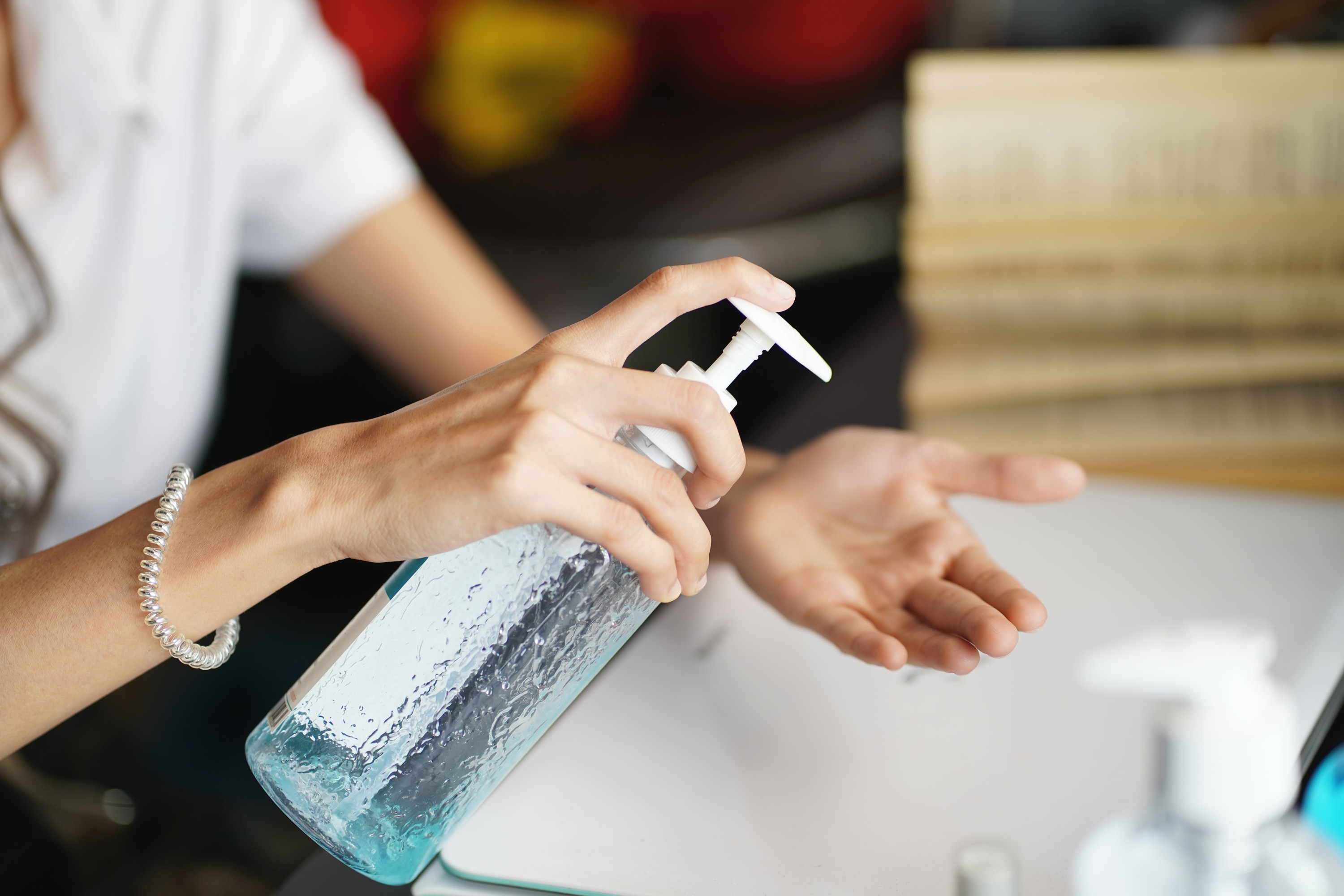 The FDA's list of dangerous hand sanitizers has now grown to more than 100