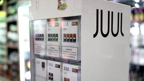 Image for At least five lawsuits have been filed against e-cigarette company Juul this week for allegedly targeting minors