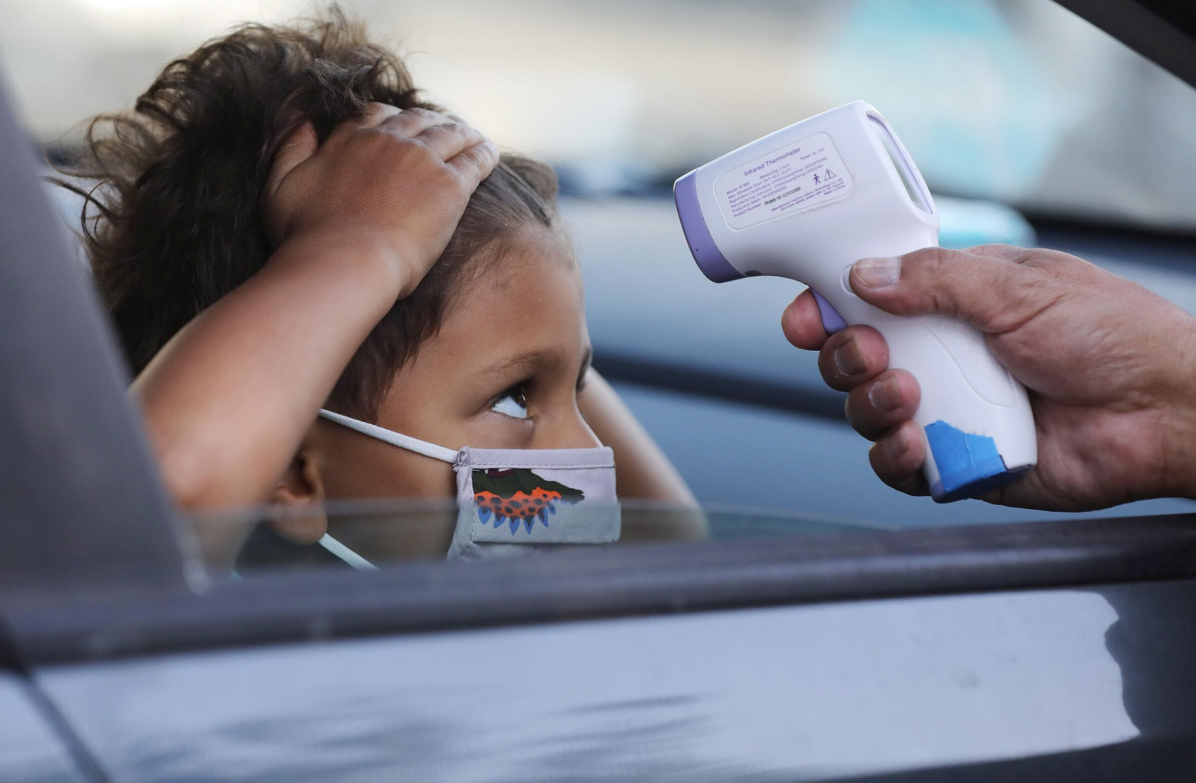 Should I pull my child out of school because of Covid-19 concerns? An expert explains