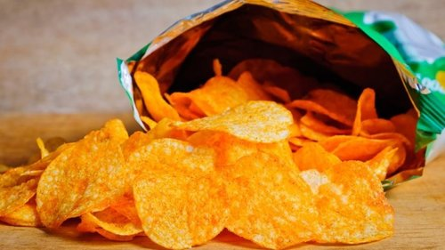 Image for Frito-Lay recalls some barbecue chips because they might contain milk