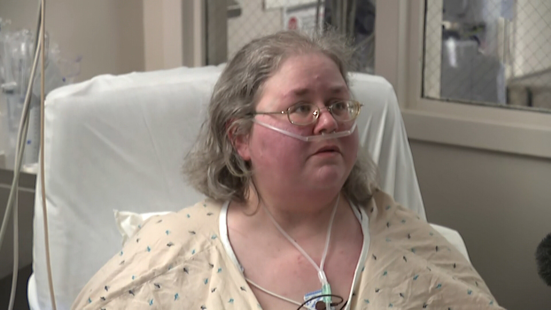 'I am furious with myself': Unvaccinated Covid patient describes the exhausting illness