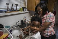 There's lead in Newark's water. A mom worries her 5-year-old is 'being poisoned'