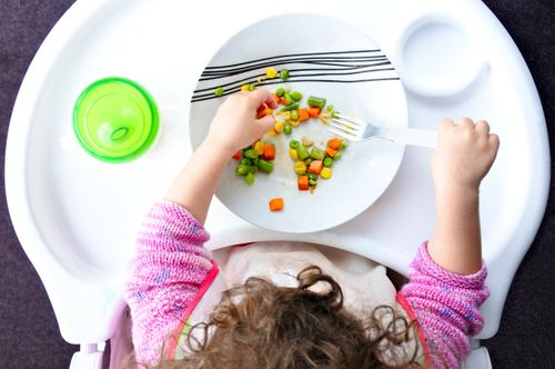Image for New US dietary guidelines include recs for babies and toddlers for first time