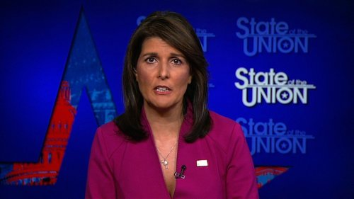 Image for Nikki Haley is criticized for her comment on health care in Finland