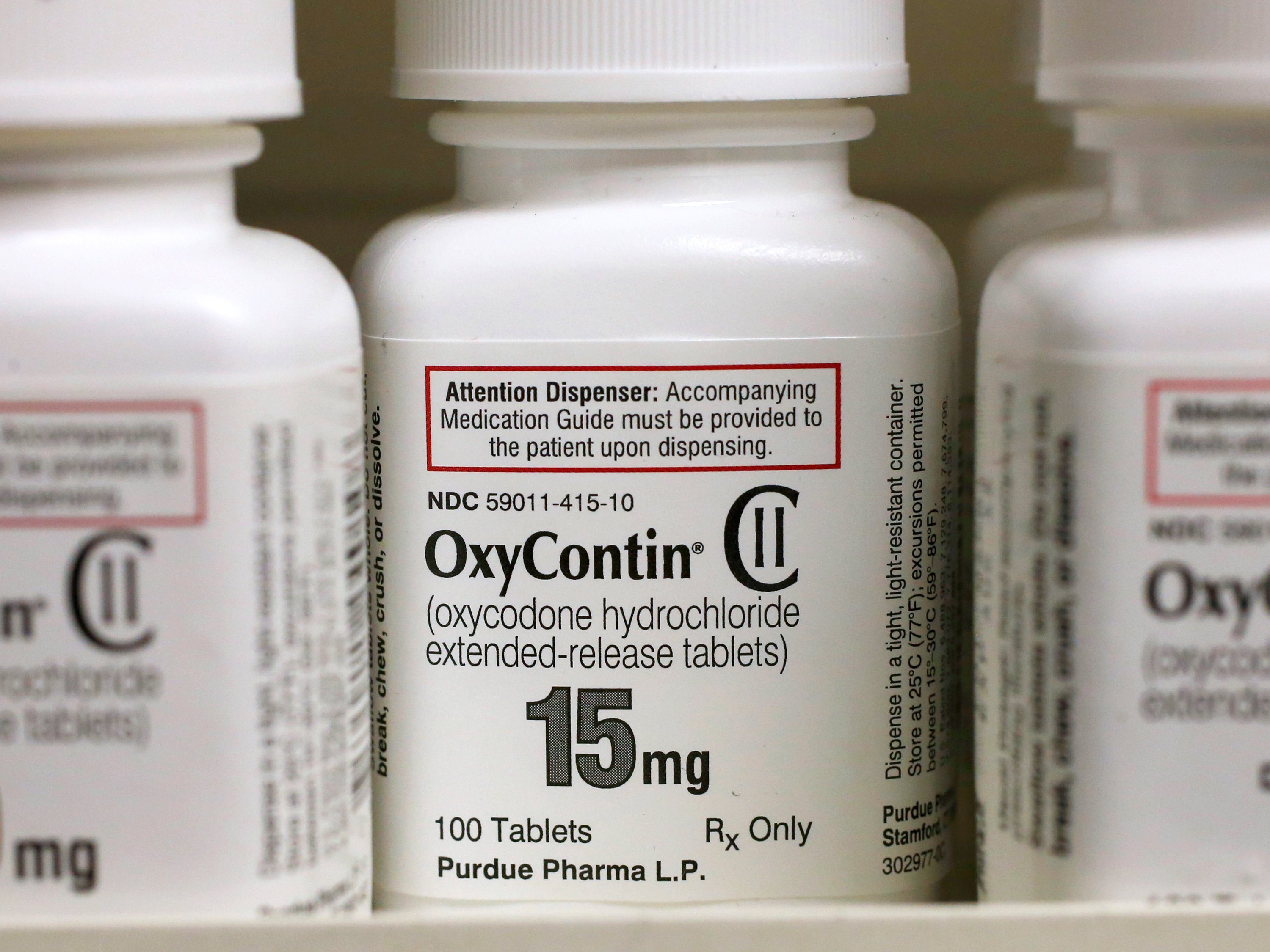 4 pharmaceutical companies accused in the opioid epidemic reach a $260 million settlement just before trial