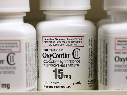 Image for 4 pharmaceutical companies accused in the opioid epidemic reach a $260 million settlement just before trial