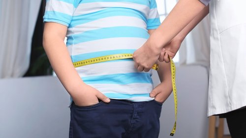 Image for Only children are more likely to be obese, study says