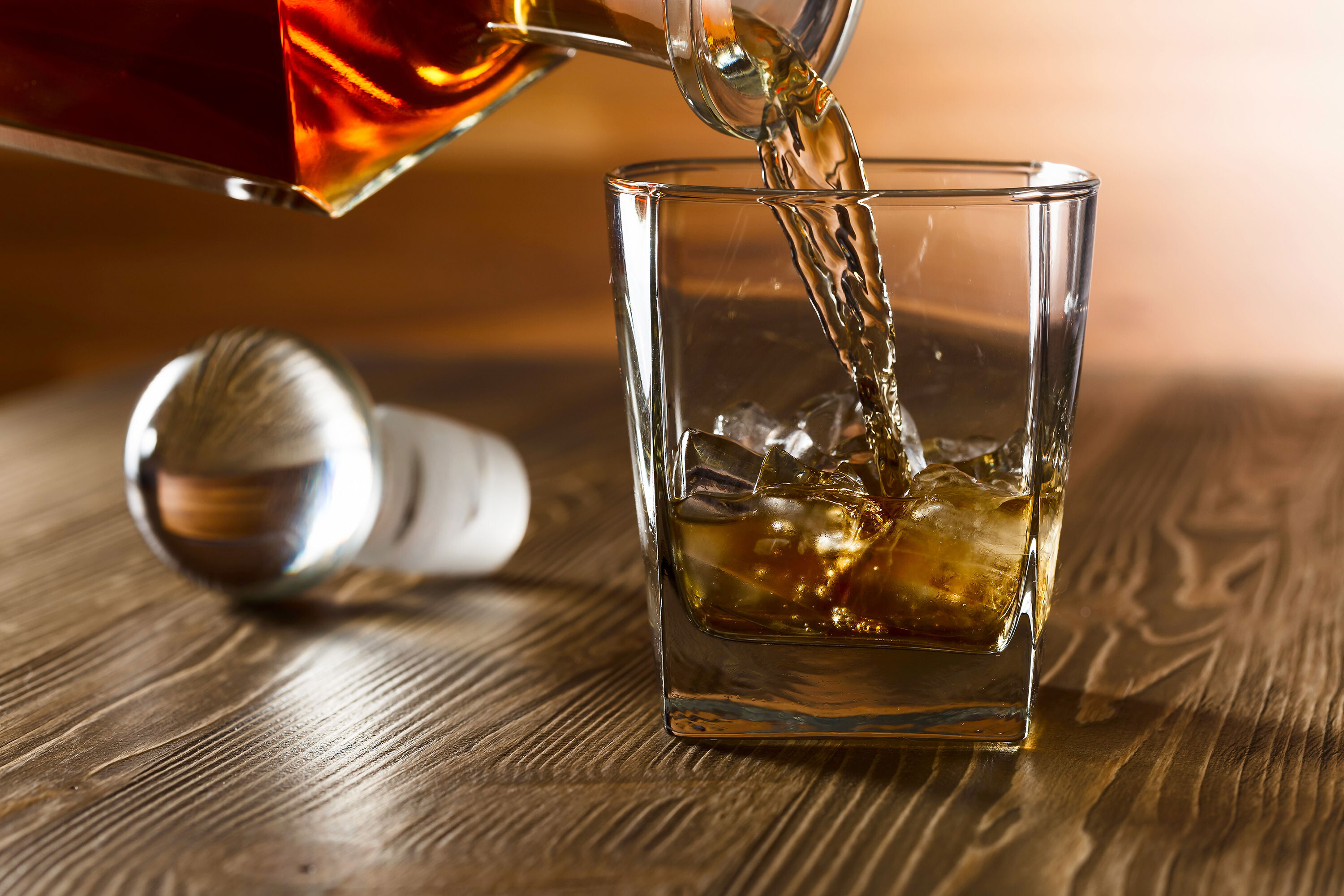 Need for liver transplants due to heavy drinking soared during the pandemic, study finds