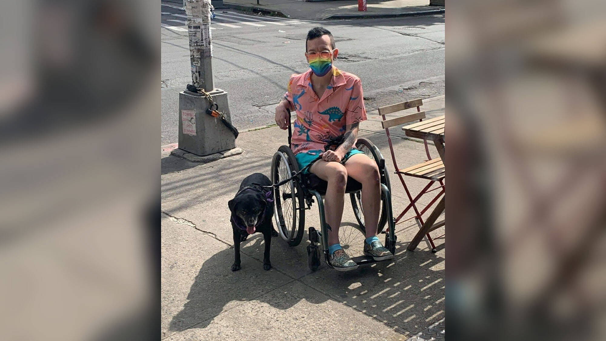 Remote work made life easier for many people with disabilities. They want the option to stay
