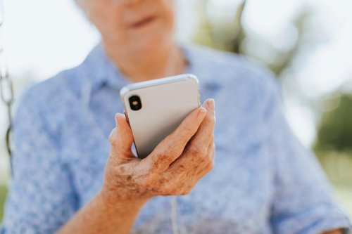 Image for Falling for phone scams could be an early sign of dementia, study says