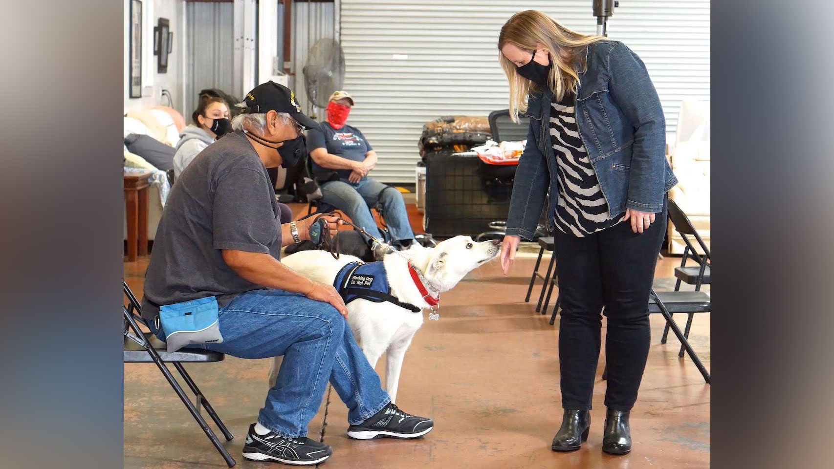 How service dogs safeguard, deepen relationships and save us from ourselves