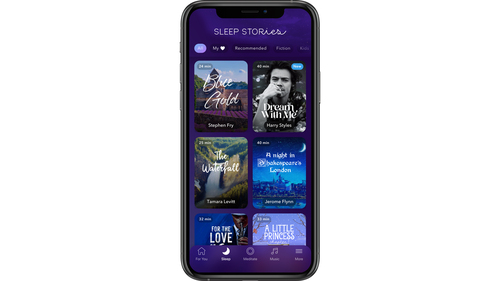 Image for Searching for more zzzs? There is a sleep app for that