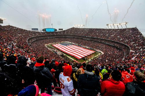 Image for Don't expect full sports stadiums until at least the end of the summer, Dr. Fauci says