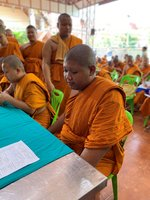 Why Thailand is putting its Buddhist monks on a diet