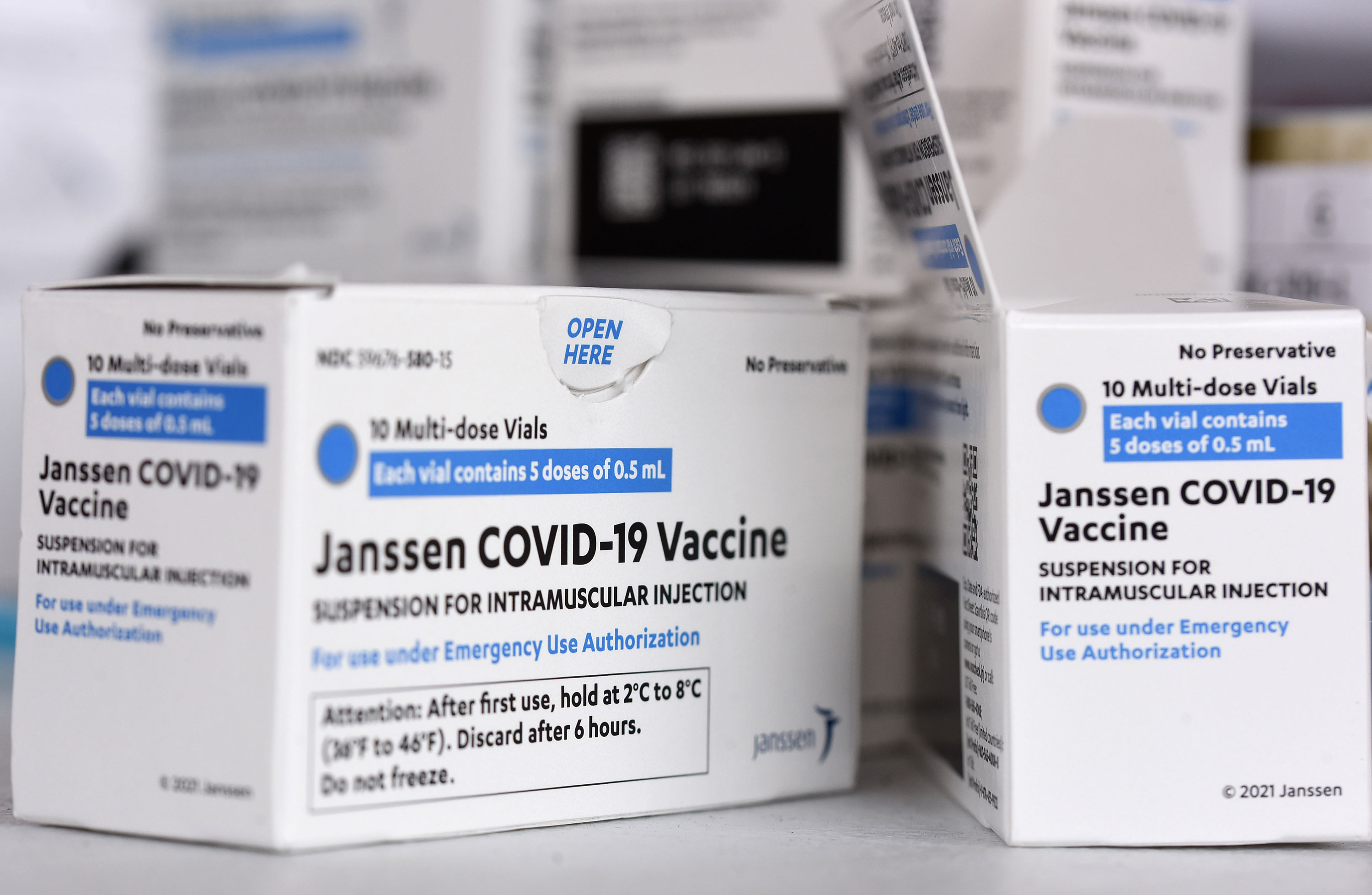 NIH director says J&J vaccine pause will give researchers time to do more study on certain groups