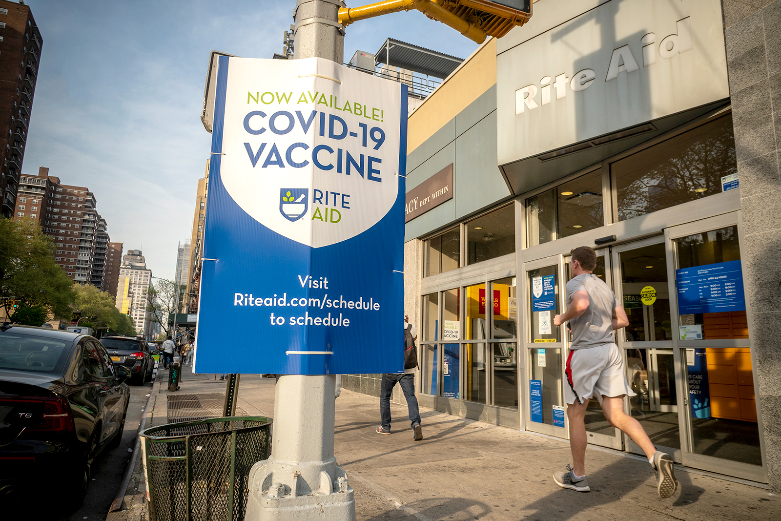 3 states have already reached Biden's new vaccination goal, but vaccine hesitancy may make it challenging for others