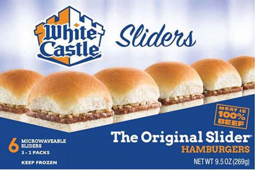 Image for White Castle issues recall of frozen sliders over possible listeria contamination