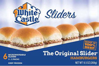 White Castle issues recall of frozen sliders over possible listeria contamination