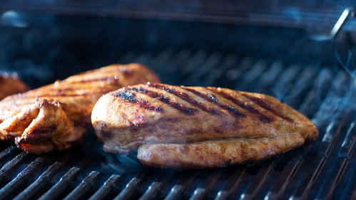 Image for White meat is just as bad for you as red beef when it comes to your cholesterol level, study says