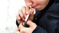 Teen smokers less likely to give up the habit as adults, study finds