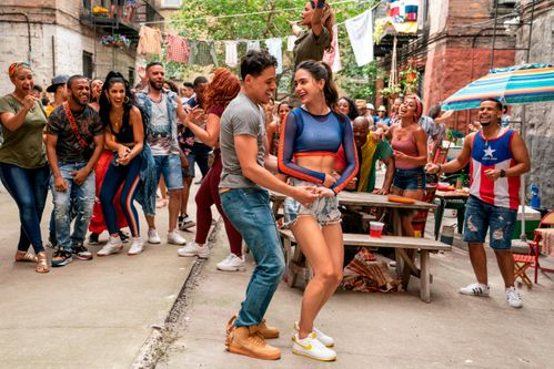 Image for 'In the Heights' notches a lackluster box office opening