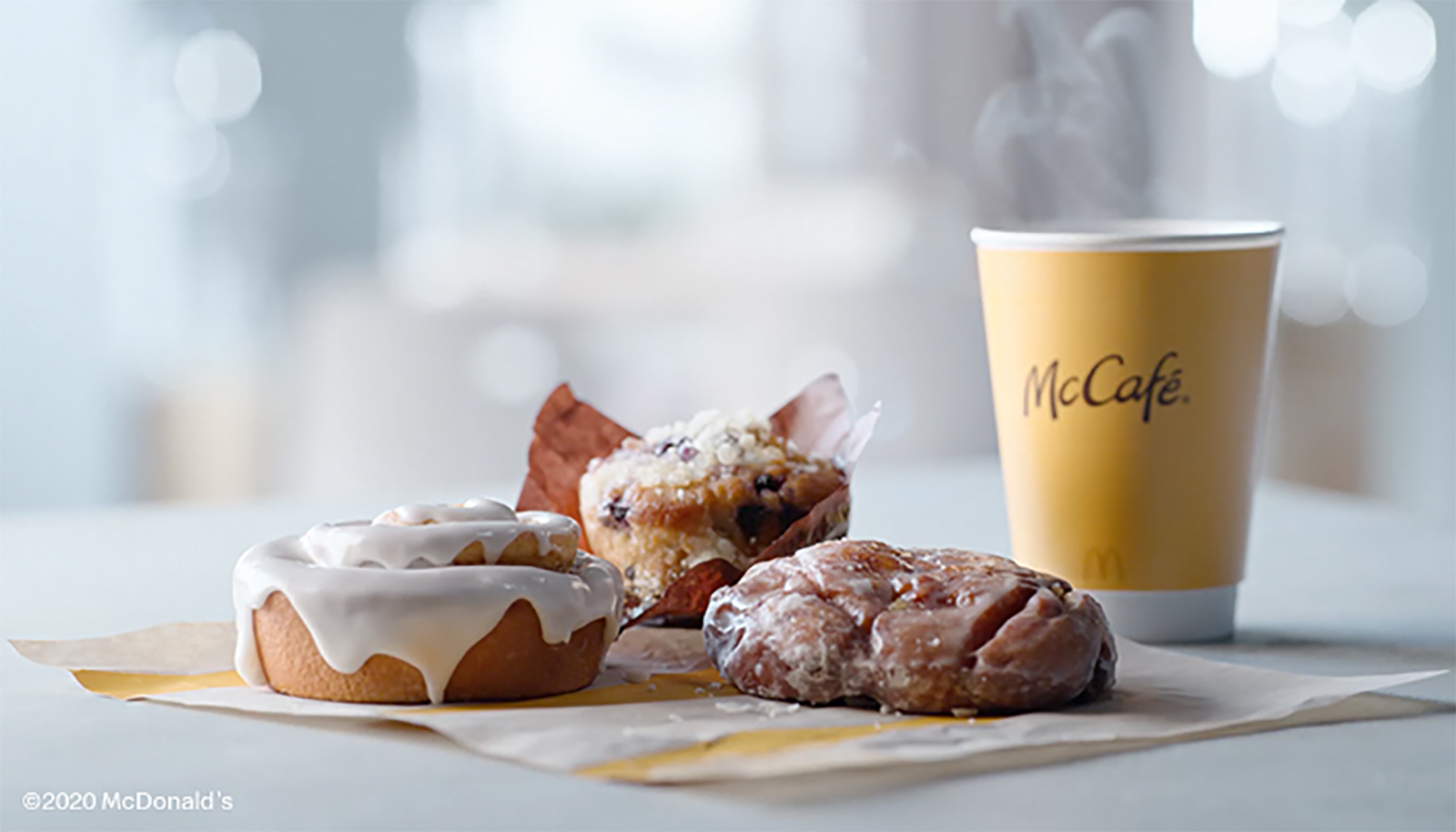 McDonald's new pastries are here. Here's how to get them for free