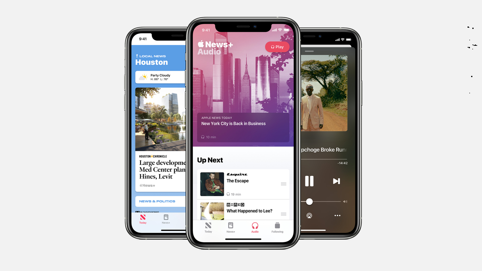 Apple enters the crowded market of daily news podcasts