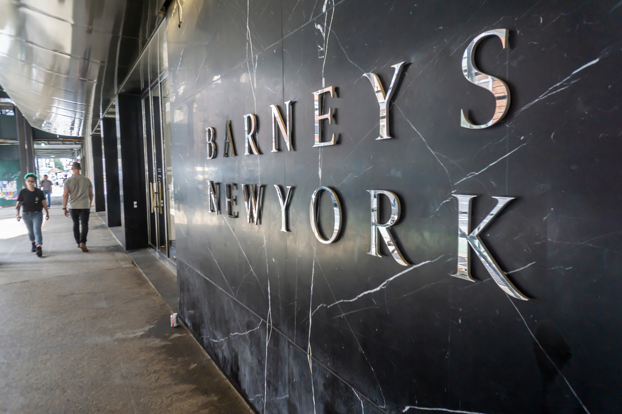 The original Barneys department store is turning into a Spirit Halloween