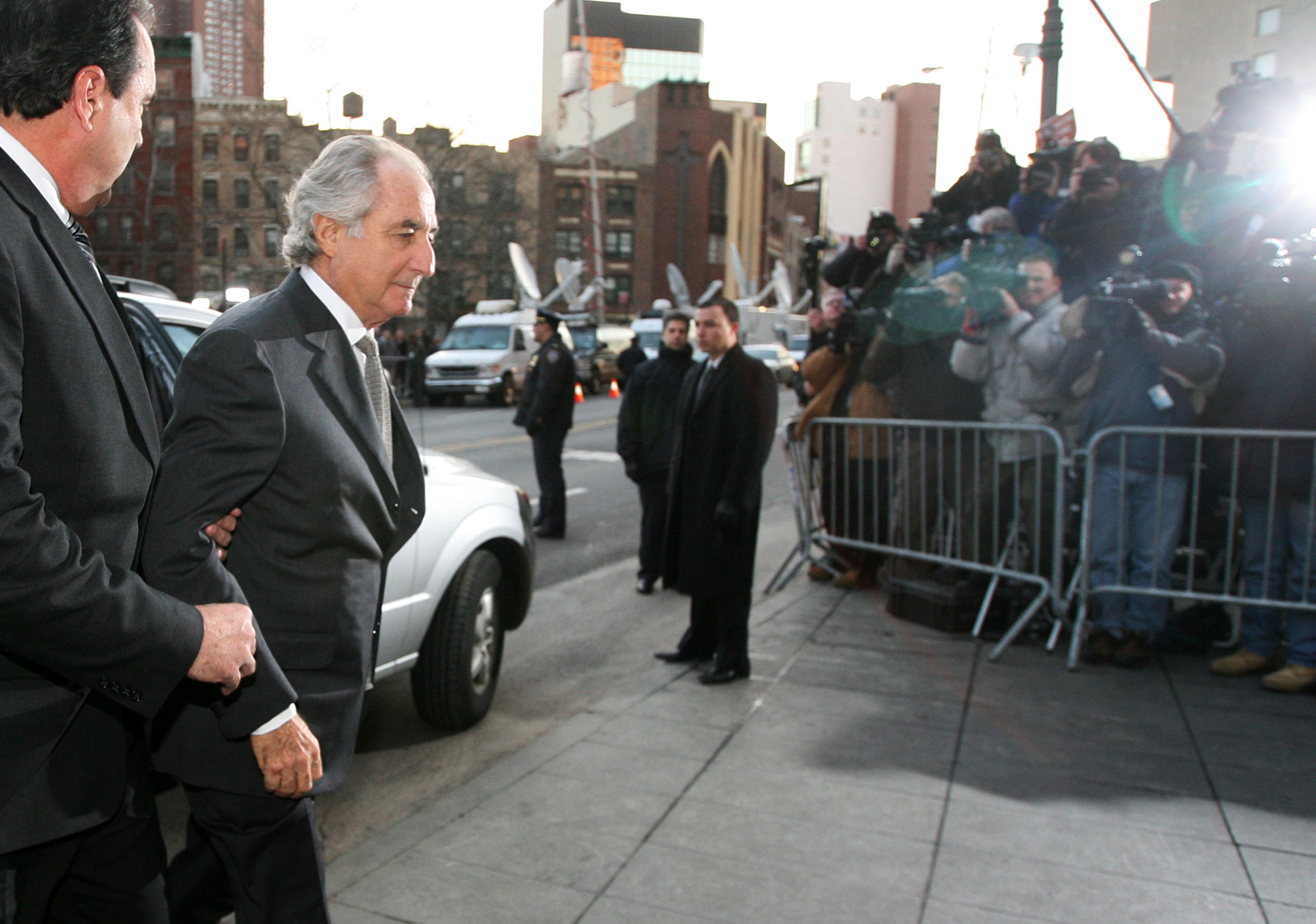 Five things you didn't know about Bernie Madoff's epic scam
